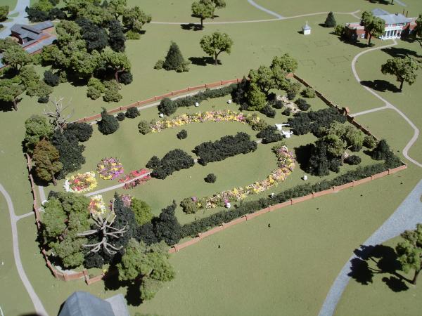 Montpelier garden