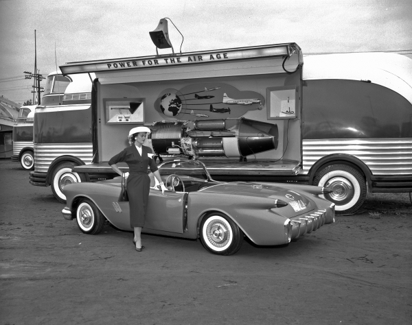 GM Futurliner POWER FOR THE AIR AGE