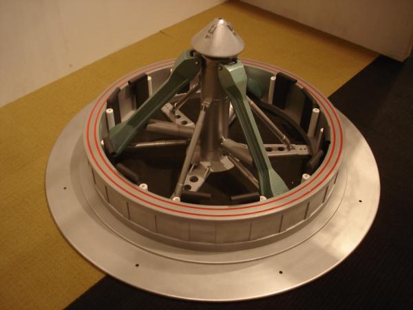 Apollo 8 probe