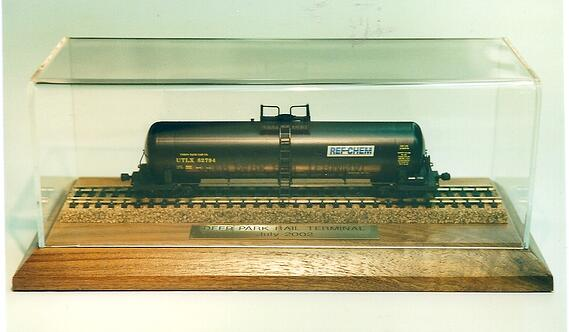 award, scale model