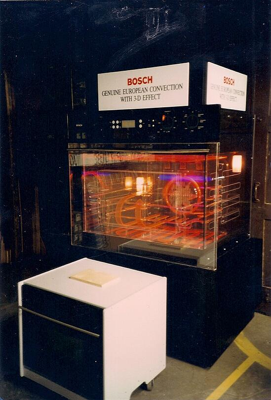 Bosch Convection Oven