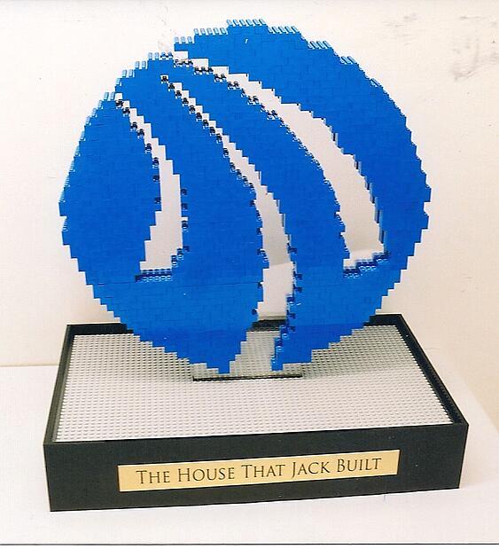 scale model award