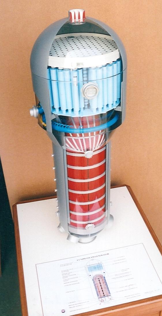 Nuclear Steam Generator model