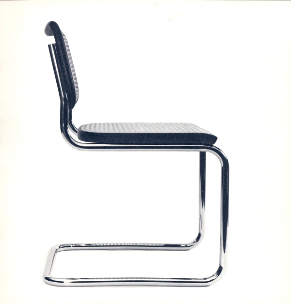 Marcel Breuer Side Chair 1928