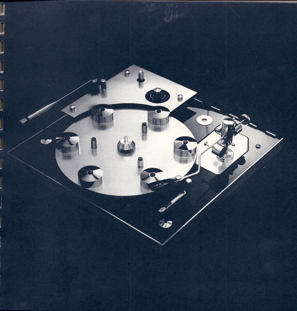 David Gammon Turntable 1964