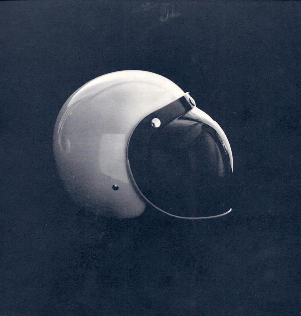 Racing Driver's Helmut 1962