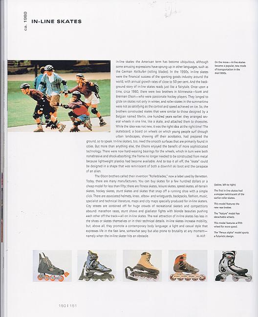 In-line Skates 1980
