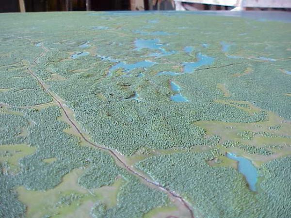 maine terrain